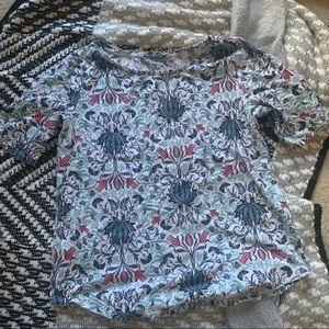 Ann Taylor LOFT bundle - cami and floral top